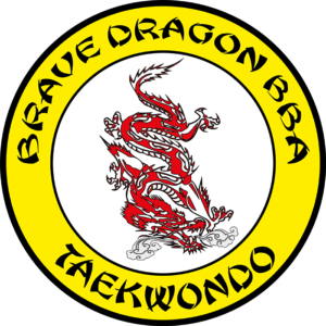 Brave Dragon Taekwondo Academy Logo