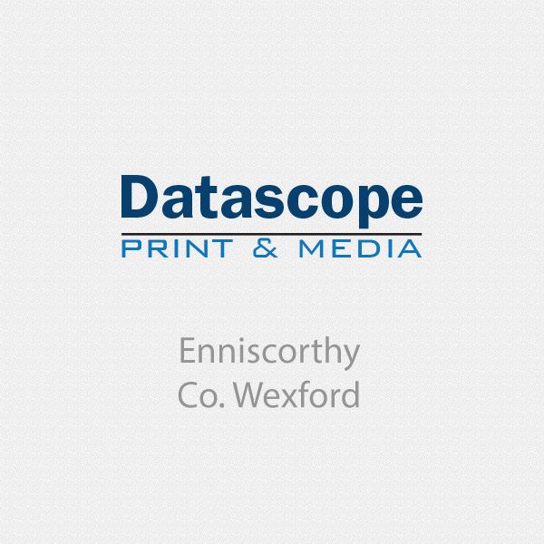 Datascope-rebranding, logo, stationery, website